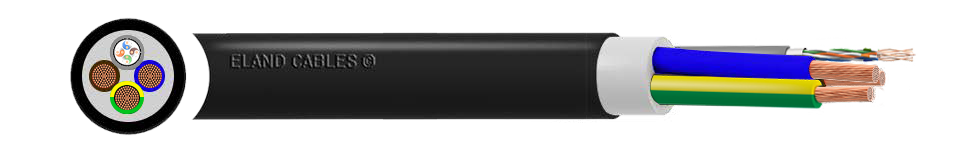 EV Proinstall Cat6a LSZH Cable Image