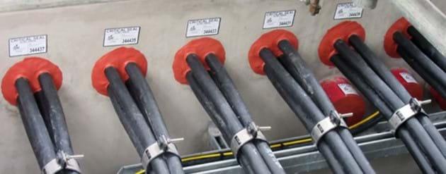 cables de centro de datos de baja tensión