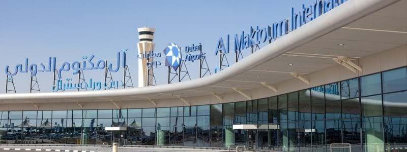 Dubai World Central Al Maktououm Airport