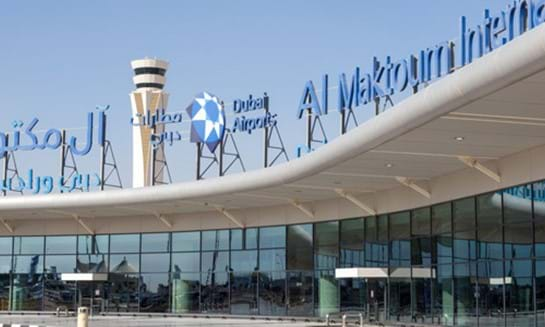 Dubai World Central Al Maktououm Airport