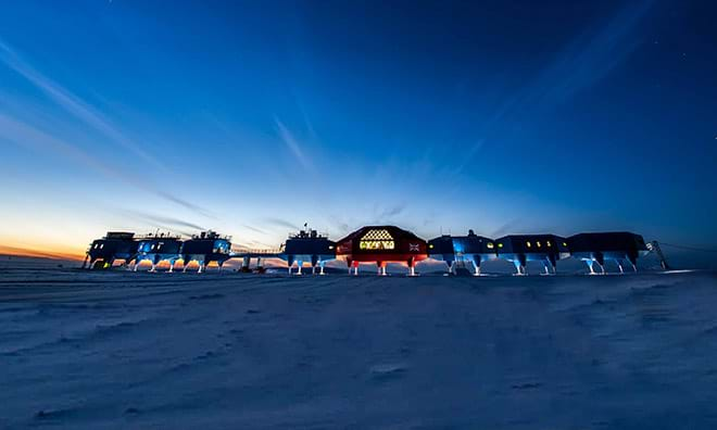 Insight - British Antarctic Survey work
