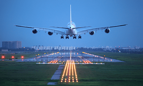 News - Airfield Lighting supporting passenger growth