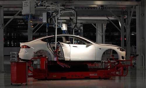 Insight - Tesla factory