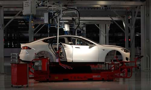 Insight - Tesla factory
