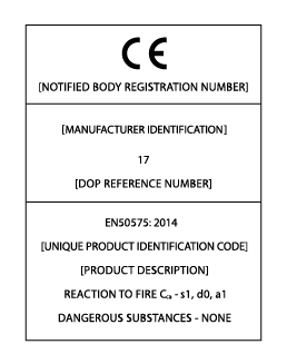 CPR CE Label