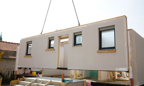Insight - modular housing construction