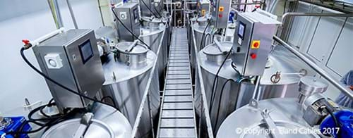 Food and drink industry production line