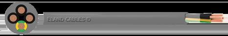 Veriflex PUR-JZ Control Cable