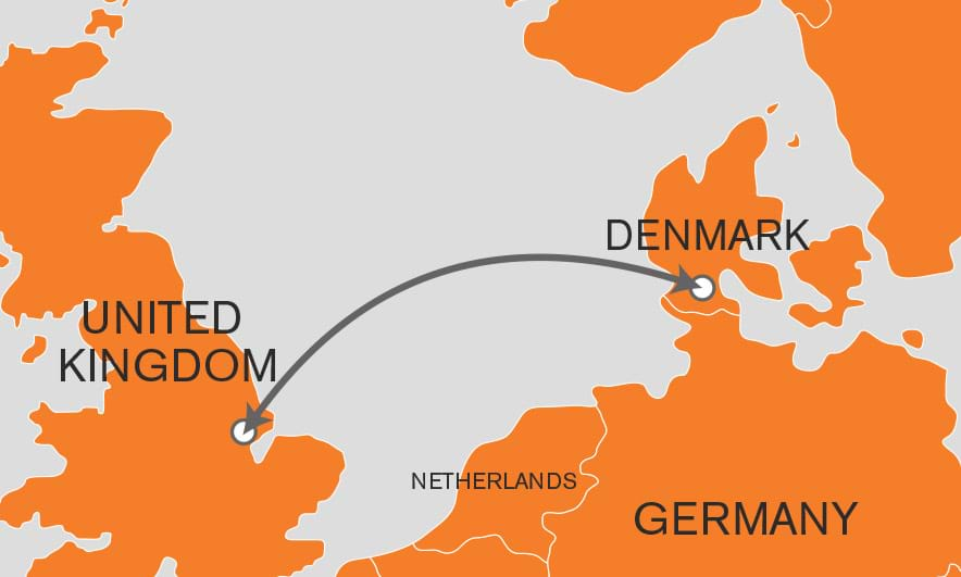 Insight - Subsea link Uk and Denmark
