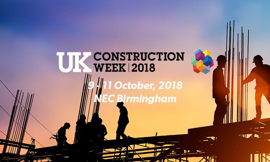 UK Construction Week Exhibition - a focus on quality and compliance