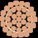 Stranded Copper Conductor - Rail Catenary Wire CS
