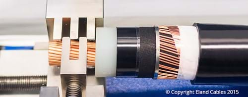 Armoured-cable-testing