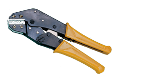 Ratchet Crimping Tool For Copper Tube Terminals