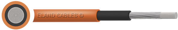 0361TQ Orange Welding Cable