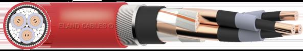 11kV XLPE SWA LSZH Cable