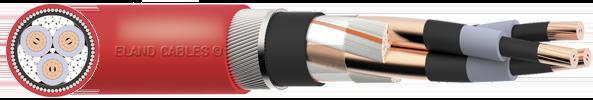 11kV XLPE SWA PVC Cable