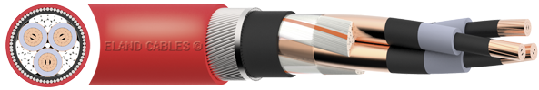 MV Armoured Cables <br/>XLPE/PVC/SWA/PVC (also AWA & LSZH)