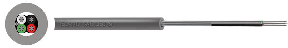 Belden 8723 - LSZH (Belden Alternative) Cable