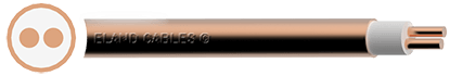 Cable BS 6387