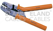 High Precision Ratchet Controlled 3 Groove Tool