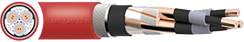 MV armoured cables