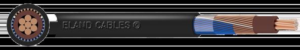 BS7870 PVC Copper Split Concentric Cable