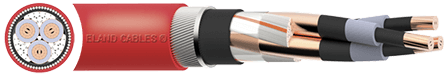 Railway Power Cable