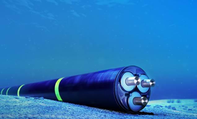 Interconnector Cable North Sea