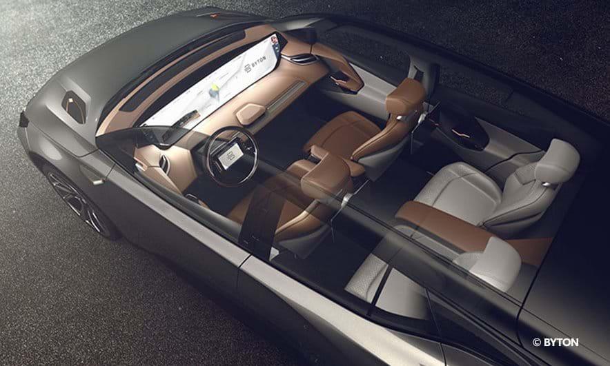 Insight - Byton cars