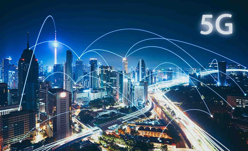 Insight - 5G network speeds by 2022