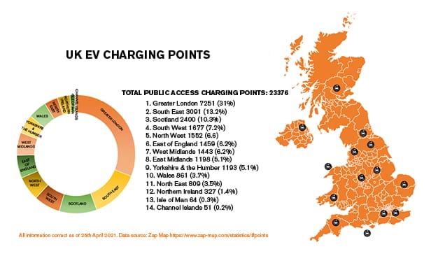 UK EV Chargepoints (No Logo)