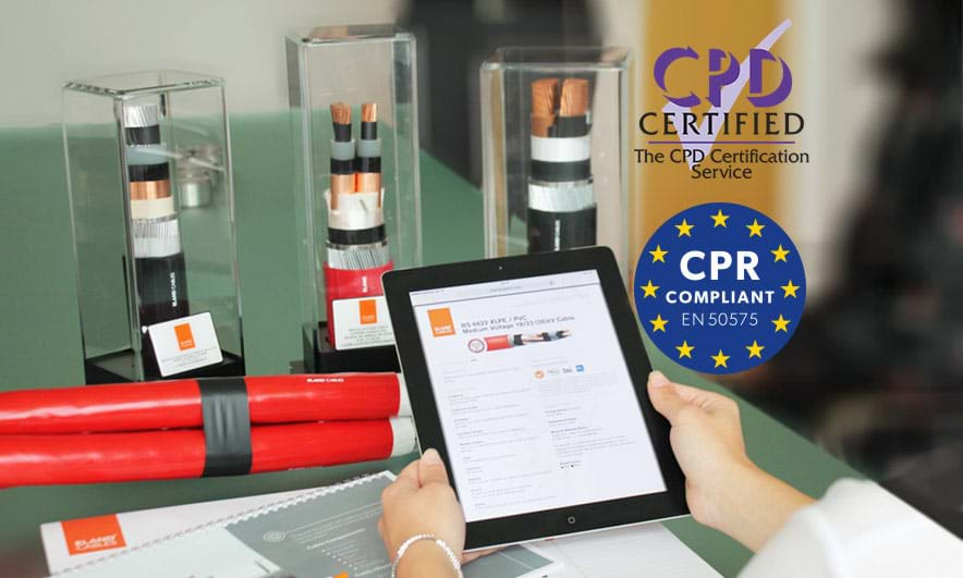 News - Launching CPD cable training