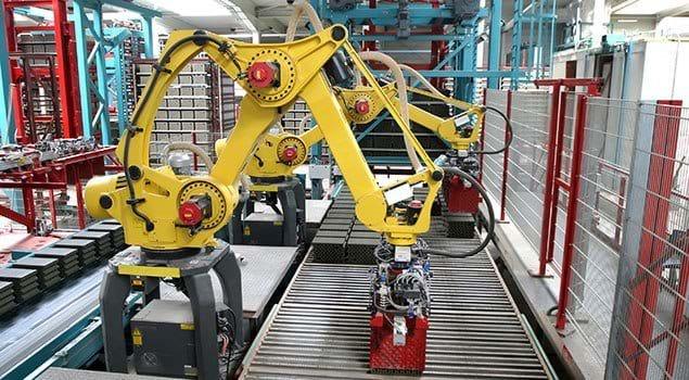 cables de automatización industrial
