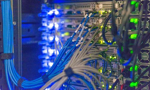 Insight - data centre power cables