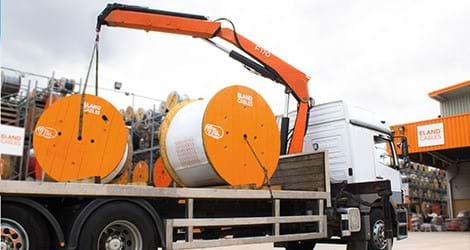 Eland Cables Logistics