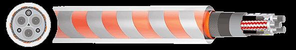 SANS Type 61A Cable