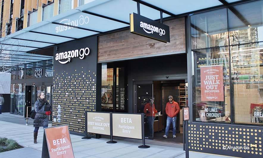 Insight - Amazon Go shopping