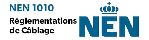nos câbles fabriqués à la norme NEN1010
