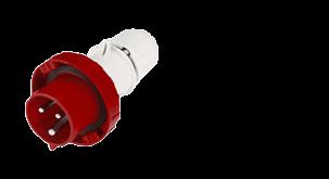 Scame IP66IP67 Plug 2