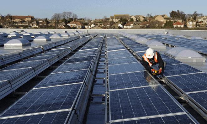 News - Solar industry