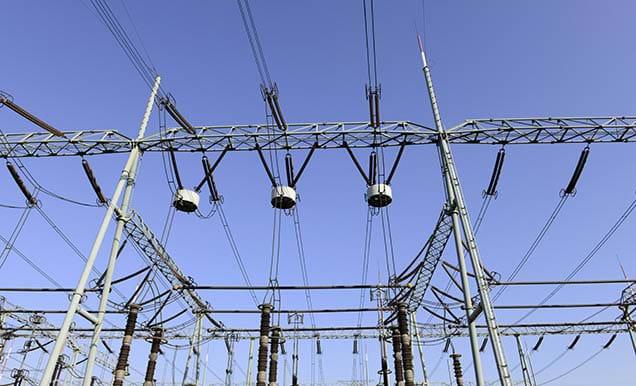 China Power Grid Image Web