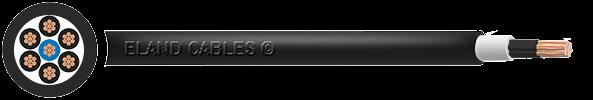 400Hz Airport Cables 7 Core