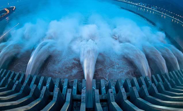 Tidal Wave Hydro Power