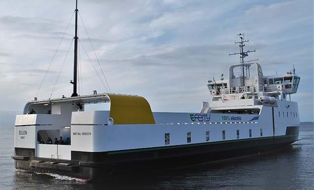 Ellen Ferries