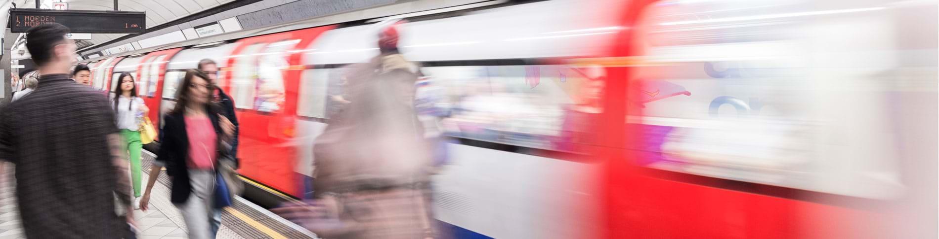 Railway & Metro Cable - Underground