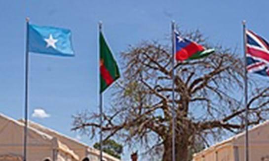 MOD UK Somalia
