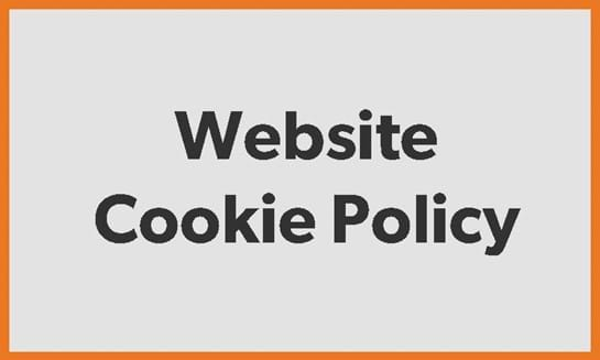 Website Cookie Policy