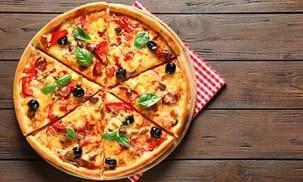 Insight - AI tackles pizza