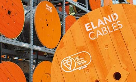 Eland Cables Accreditations