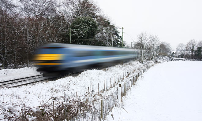 News - developing solutions to keep trains running